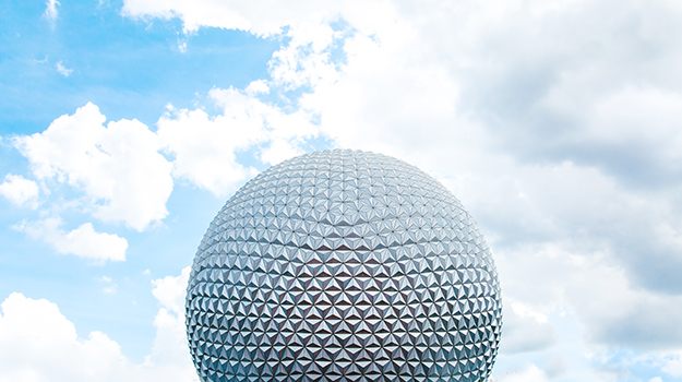 Walt Disney World Resort - Epcot - Spaceship Earth