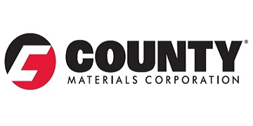 County Materials Corporation logo