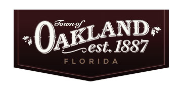 Town of Oakland logo